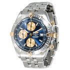 Breitling Crosswind Chronomat Steel/18K Gold Automatic Watch ...
