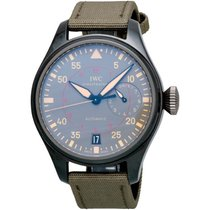IWC Big Pilot's Top Gun Miramar Power Reserve Men's Watch...