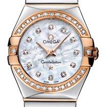Omega Constellation Polished 27mm 123.25.27.60.55.005