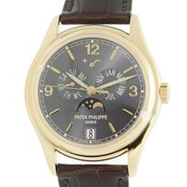 Patek Philippe New  Complications 18 K Yellow Gold Dark Grey...