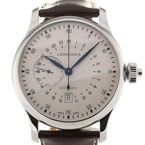 Longines Heritage Avigation 48 Automatic Leather