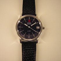 Omega Constellation  Electronic Chronometer f 300 in Stahl