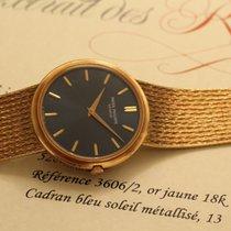 Patek Philippe bracelet watch yellow gold 18kt mint conditions...