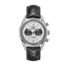 TAG Heuer Carrera 39mm Chrono Date Automatic Mens Watch Ref...