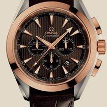 Omega Seamaster Aqua Terra 150 M Co-Axial Chronograph 44 mm