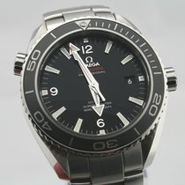 Omega Seamaster Planet Ocean 600m CoAxial Big Size 45,5mm Full...