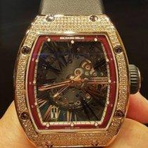 Richard Mille RM023 Full Set Diamonds