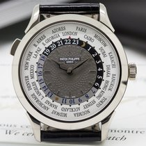Patek Philippe 5230G World Time White Gold NEW Basel 2016...