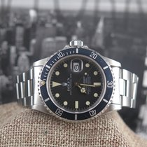 Rolex 16800 Matte Dial Submariner Date Transitional-1982