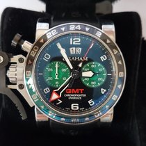 Graham Chronofighter Oversize GMT 2OVGS.B12A.K10B