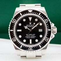 Rolex 116600 Sea Dweller 4000 SS / SS DISCONTINUED (25945)