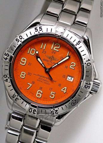 Breitling SuperOcean Automatic 41.5mm