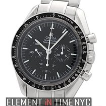 Omega Speedmaster Moonwatch 42mm Solid Case Back Circa 2005...