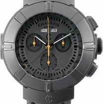 Charriol Celtica Grey Dial Chronograph Men's Watch