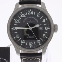 Zeno-Watch Basel Oversized Pilot 24h NEW