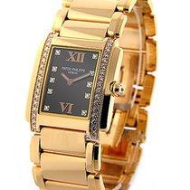 Patek Philippe Twenty 4 Rose Gold on Bracelet Large