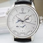 Jaeger-LeCoultre Master Geographic SS 39MM UNWORN