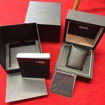 Rado Original Box mit Umkarton und Beschreibung