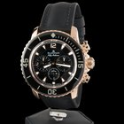 Blancpain fifty fathoms chronograph flyback red gold