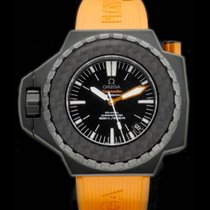 Omega PloProf Co-Axial DLC/Carbon -Full Set- Sonderanfertigung...
