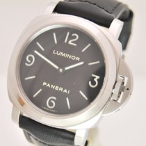 Panerai Luminor Base Box & Papiere 2017