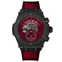 Hublot [NEW] Big Bang Unico Chronograph Vino Auto LTD Kobe Bryant