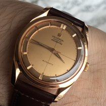 Universal Genève Polerouter 18k pink gold cal 138ss early model