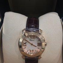 Chopard HAPPY SPORT 30 MM WATCH 18K ROSE GOLD 274189-5001