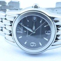Maurice Lacroix Damen Uhr 30mm Stahl Quartz Sphere Top Zustand