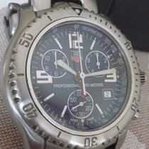 TAG Heuer Link Professional 200 m. chronograph
