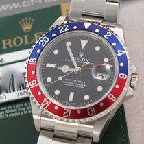 Rolex GMT Master II M-Ser.Kal.3186 Rectangular DIAL / LC 100 NEU