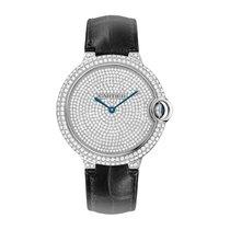 Cartier Ballon Bleu Electro Mechanic Mens Watch Ref WE902049