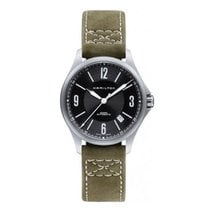 Hamilton Men's H76565835 Khaki Aviation Auto Watch