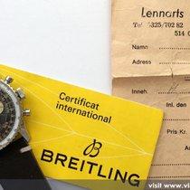 Breitling Serviced Vintage Breitling Old Navitimer 806 with...