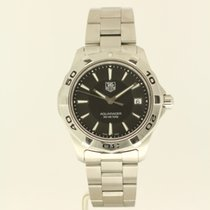 TAG Heuer Aquaracer quartz like new complete with box and papers