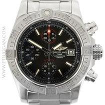 Breitling stainless steel Avenger II Chronograph