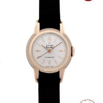 Cyma Ladies Automatic Wristwatch Bijou Matic Cymaflex