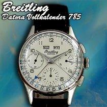 Breitling (Ur-) Datora 785  Dato-Compax aus 1948