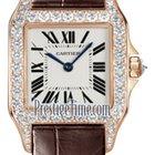 Cartier Santos Demoiselle - Mini Ladies Watch