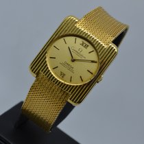 Omega Constellation 18K Gold Automatic Chronometer ULTRA RARE