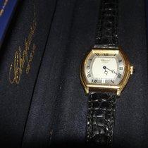 Chopard Damenuhr 750/000 Gelbgold 9 1/4 L612Q mit Goldschliesse