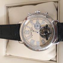 Audemars Piguet Jules  Tourbillon  Chronograph Platinum ...