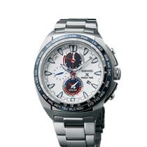 Seiko Prospex World Time Solar Chronograph SSC485P1