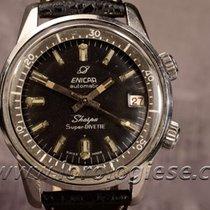 Enicar Sherpa Super Divette Ref. 125/004 Super-compresso Watch...
