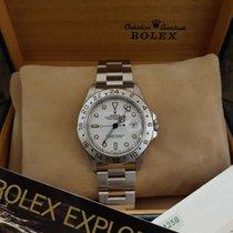 Rolex Explorer 2 mais grain tritium patina, FULL SET