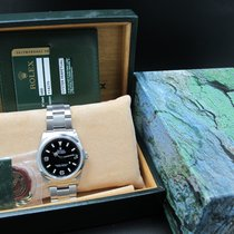 Rolex EXPLORER 1 114270 Black Dial with BOX and Paper