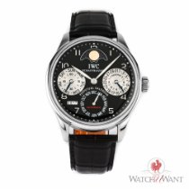 IWC Portuguese Perpetual 7 Day Cellini Limited Edition