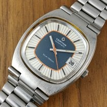 Certina 1970 Vintage  Top Condition Automatic Date Blue Ribbon