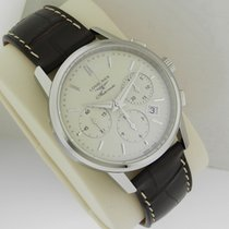 Longines Flagship Heritage Silver Dial Chronograph LNG27494722