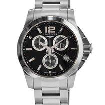 Longines Conquest Men's Watch L3.660.4.56.6